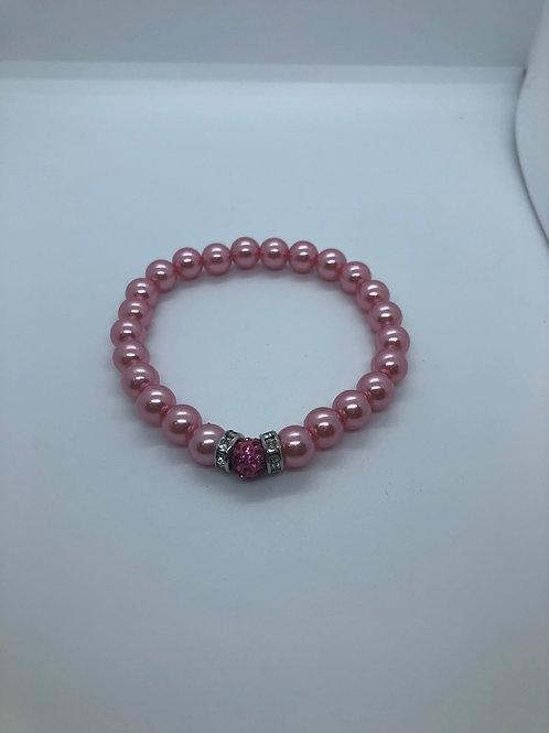 Pearl style bracelets