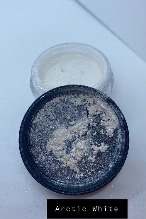 Arctic white pigment