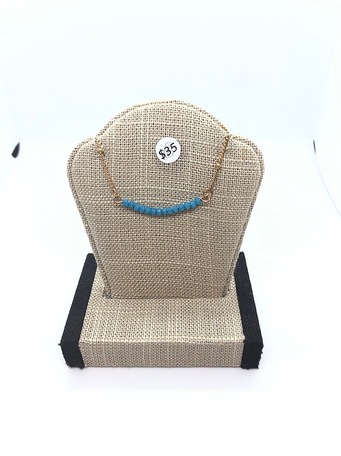 Turquoise Dainty Necklace