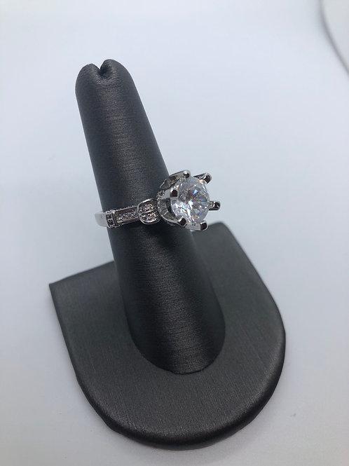 Crown jewel ring