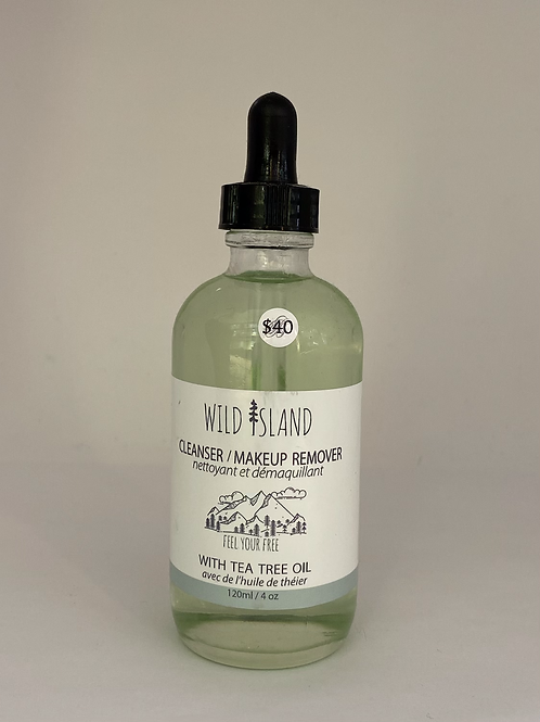 Wild Island Cleanser/Makeup Remover