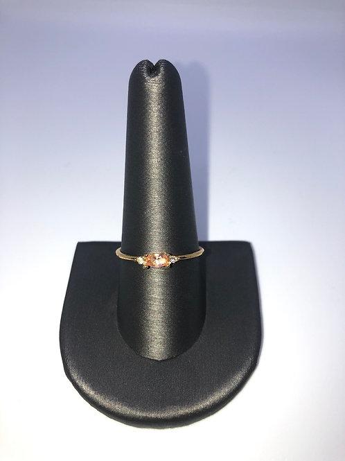 Triple Stone Ring