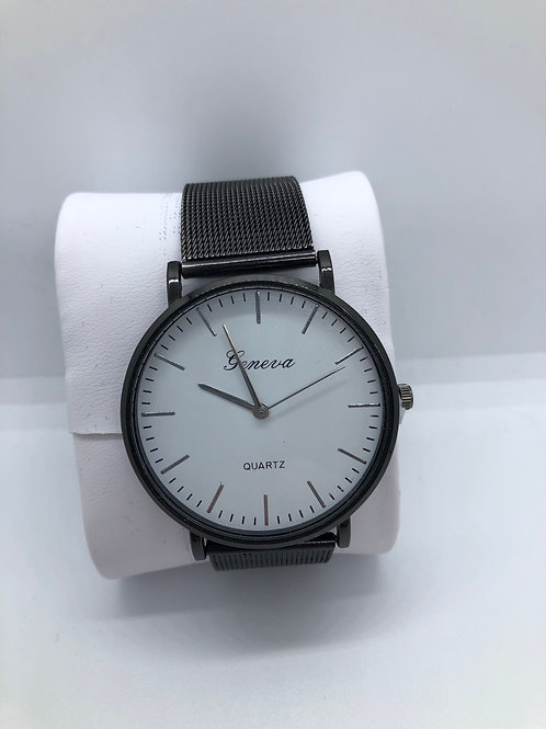 Pewter Watch