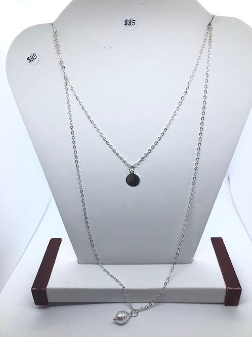 Layered Dainty Necklace