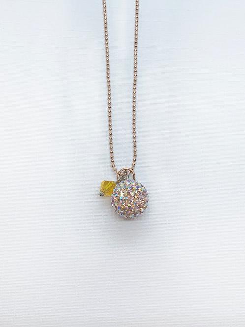 Rose Gold Aurora Borealis