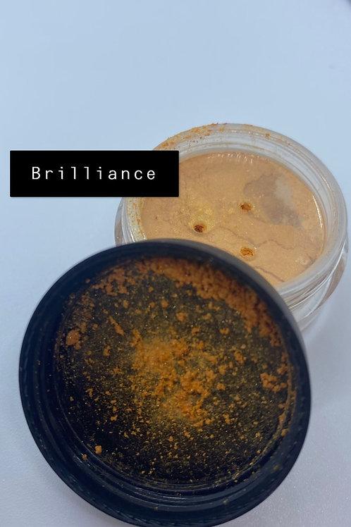 Brilliance pigment