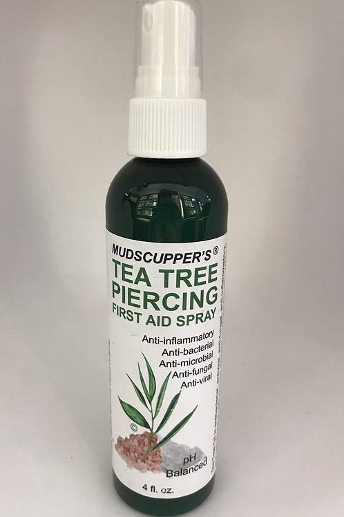 Tea Tree Piercing Spray