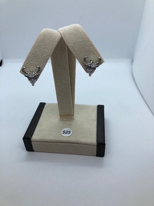 Antelope earrings