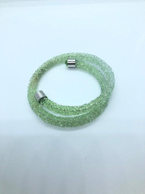 Lime Wrap Bracelet