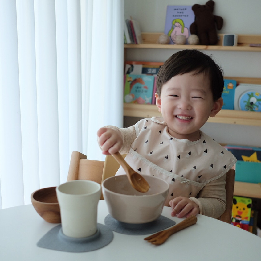 Miniware Natural Bamboo Cup