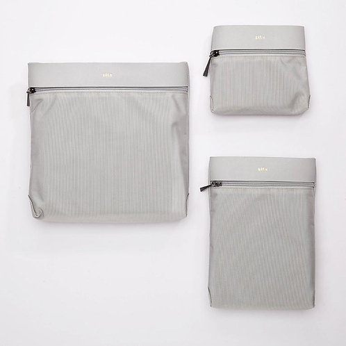 BARN Resa Bag set of three - Grey