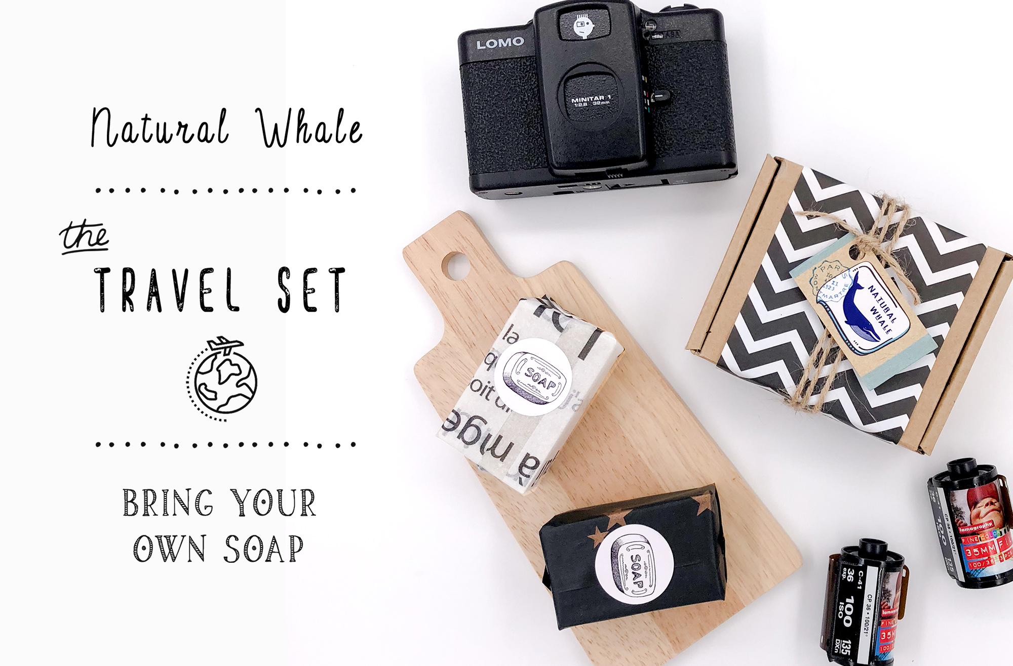 Travel Soap Set is newly launched today