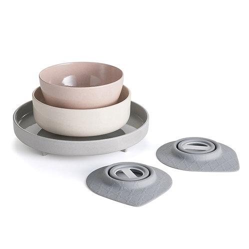 Miniware Dish Set of 5 - Mini Hipster