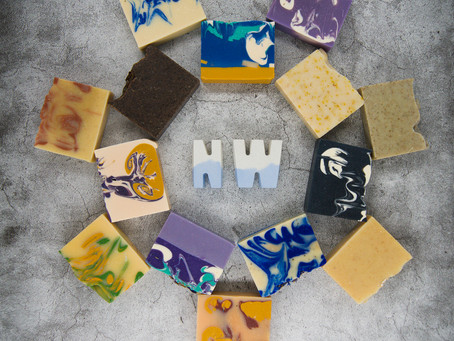 Natural Whale Natural Handmade Soap Is Launched!