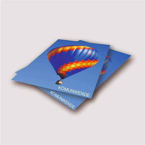 FLYER E VOLANTINI 21X29,7 (A4)