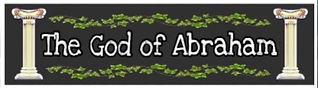 The God of Abraham Logo