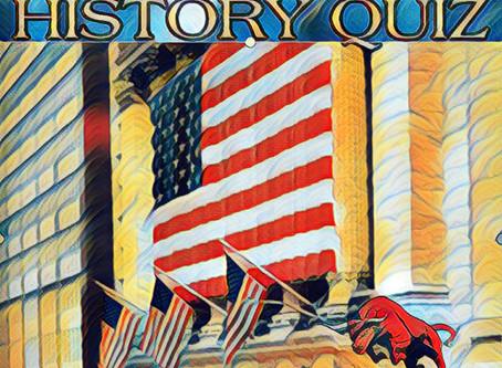 Wall Street History Quiz