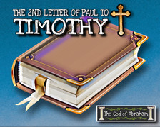 The Second Letter of Paul to Timothy