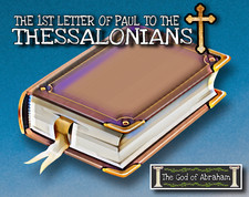 The First Letter of Paul to the Thessalonians