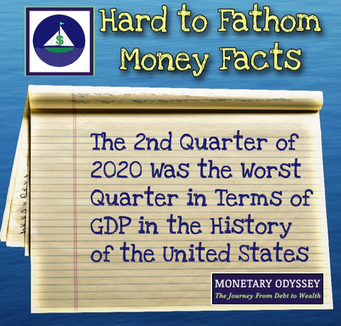 2nd Quarter 2020 Was the Worst in History