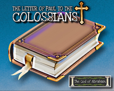 The Letter of Paul to the Colossians