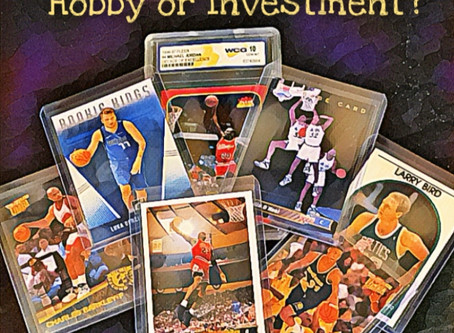 Collecting Sports Cards: Hobby or Investment?