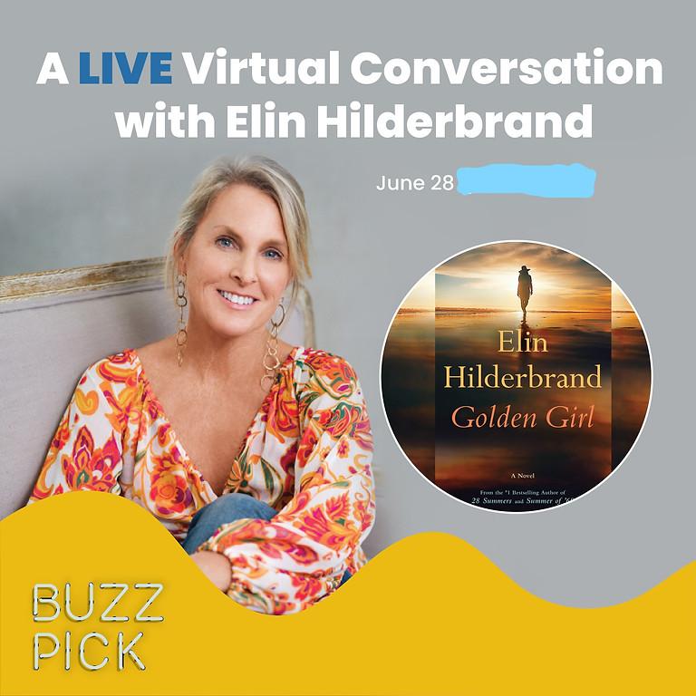 A Conversation with Elin Hilderbrand: Golden Girl
