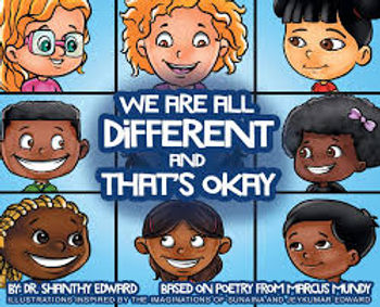 We are all Different and that's Okayjfif