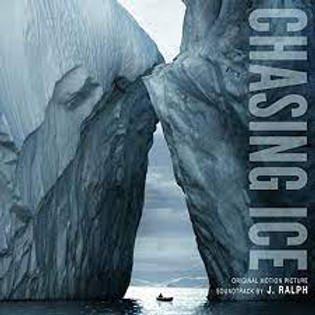 """""""Chasing Ice"""" Film and Discussion with Granville Library Director Lise LeTellier"""