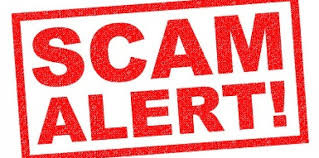 NEW EMAIL FRAUD ARISE, ALERT NOW-