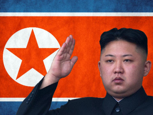 THE WEIRD COUNTRY - NORTH KOREA?
