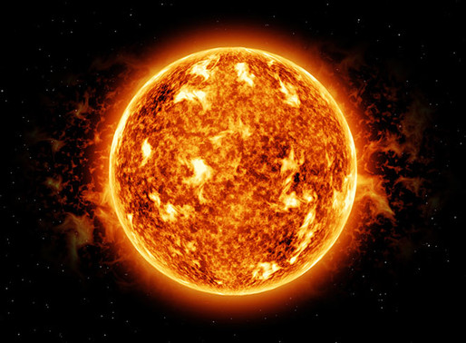 TOP FACTS ABOUT THE SUN-