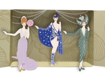 Ethereal: Erté's Costume Design