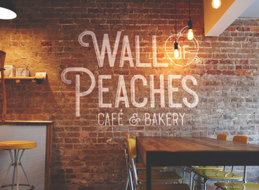 Wall of Peaches