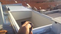 Cobertura Abre e Fecha - Toldos Miraflex - Ribeirão Preto - Rio Preto e Região