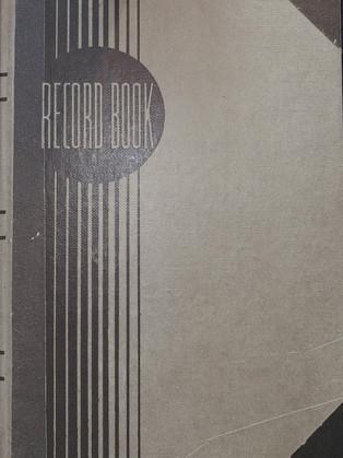 1948 Record Book