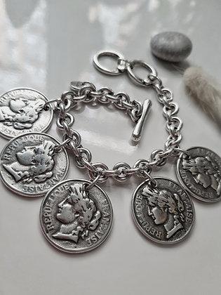 Браслет Ciclon монеты