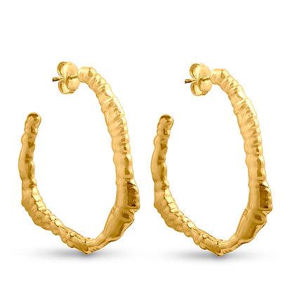 Серьги Ciclon в золоте