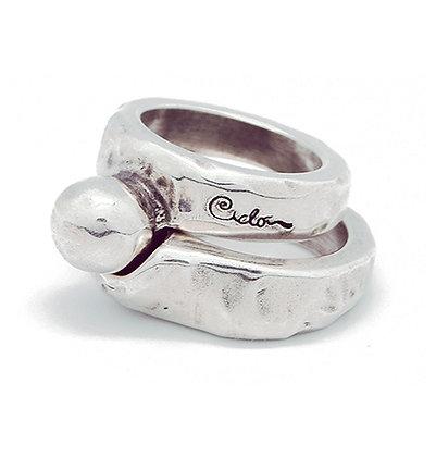 Кольцо Ciclon составное