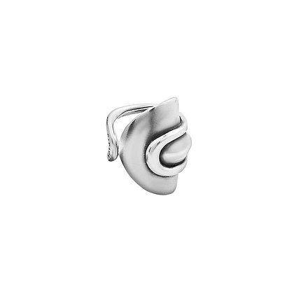 Кольцо Ciclón Ginko в серебре
