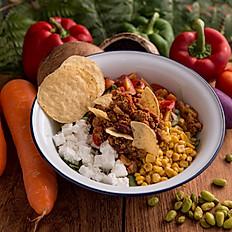 Jean's Chili Con Carne Bowl (V)