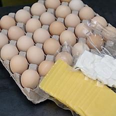 Fresh Kampung Eggs