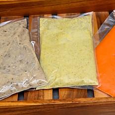 Homemade Soups (Veg)