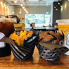 Covid-19 Gift-A-Drink & Snack Combo