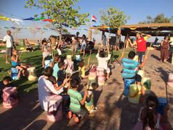 פעילות תיפוף לילדים