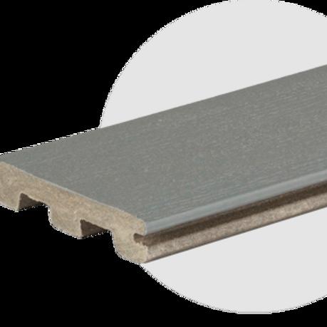 Timbertech Edge kompositt terrassebord, Maritime Grey