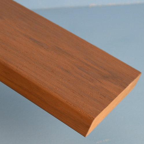 AZEK PVC Terrassebord 25x140x4880mm, Cypress