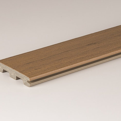 Timbertech Edge kompositt kantbord, Coconut Husk