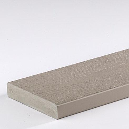 PRØVEBIT av AZEK PVC Terrassebord 25x140x4880mm, Slate Grey
