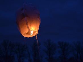 Lanterns Light the Way to Unity